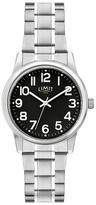 Limit Silver Coloured Bracelet Watch