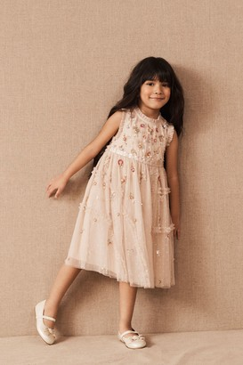 Needle & Thread Shimmer Ditsy Dress