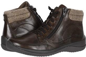 Earth Kara Savant (Bark Multi Soft Calf/Felt) Women's Shoes