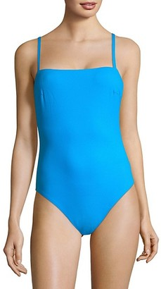 X By Gottex Au Natural One-Piece Tank Swimsuit