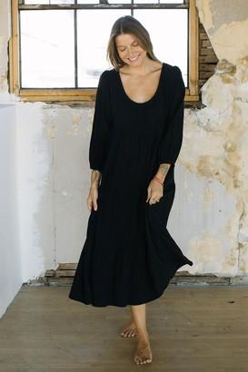 Maternity Linen Alice Dress