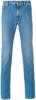 Maison Margiela lightly distressed skinny jeans - men - Cotton - 31