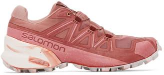 11 By Boris Bidjan Saberi Red Salomon Edition Bamba 1 Sneakers