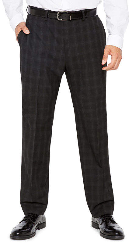 b3c55b3594 Mens Black Pants Zipper Leg - ShopStyle
