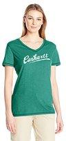 Carhartt Women's Script Logo T-Shirt