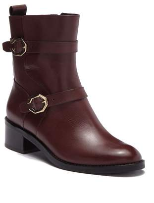 Cole Haan Leela Grand Leather Moto Boot