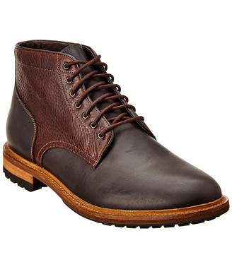 Warfield & Grand Federal Leather Boot