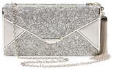 BCBGMAXAZRIA Slone Rock Crystal Envelope Clutch