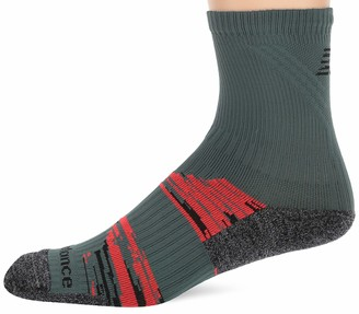 New Balance 1 Pack Trail Running Short Crew Socks