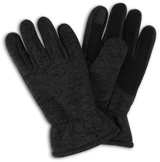 Original Penguin Sweater Knit Tech Gloves