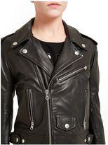 McQ by Alexander McQueen Zipped Biker Jacket