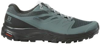 L.L. Bean Women's Salomon Outline Low Gore-Tex Hiking Shoes