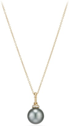 David Yurman Solari Pendant Necklace with Diamonds