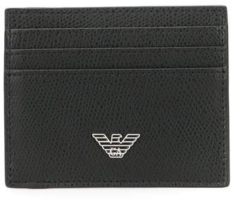 Emporio Armani Eagle Logo Cardholder