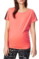 Noppies Women's Feline Athletic Maternity Tee