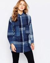 Pull&Bear Multi Denim Shirt