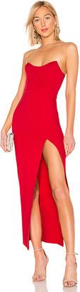 superdown Ryleigh Strapless Maxi Dress
