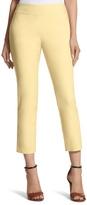 Chico's Brigitte Crop Pants in Golden Haze