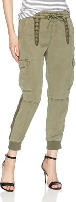 Pam & Gela Women's Cargo Pant