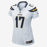 Nike NFL San Diego Chargers Game Jersey (Philip Rivers) Women's Football Jersey