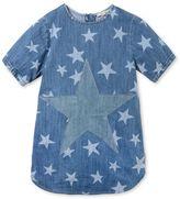 Stella McCartney blue denim bess dress