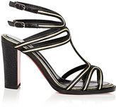 Christian Louboutin Women's Zenobissma Leather Sandals