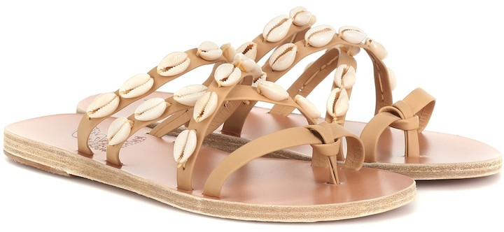 Leather Exclusive To Mytheresa Hydra Sandals 29IEYWDH