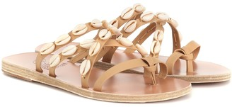 Ancient Greek Sandals Exclusive to Mytheresa Hydra leather sandals