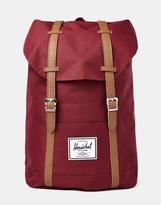 Herschel Retreat Backpack Burgundy