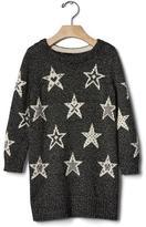 Gap Star marled sweater dress