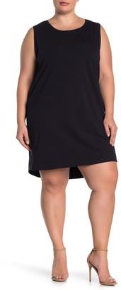 Eileen Fisher Sleeveless Knit Dress (Plus Size)