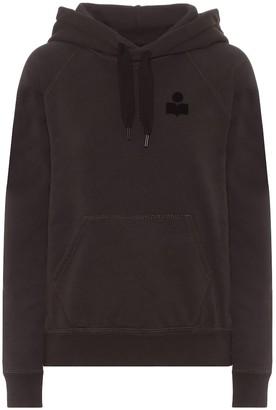 Etoile Isabel Marant Malibu cotton-blend jersey hoodie