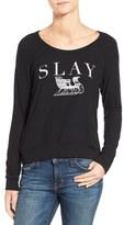 Sundry Women's Slay Pullover