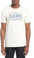 Kid Dangerous Men's Game Chose Me Graphic T-Shirt
