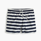 "J.Crew 6"" Swim Trunk In Stripe"