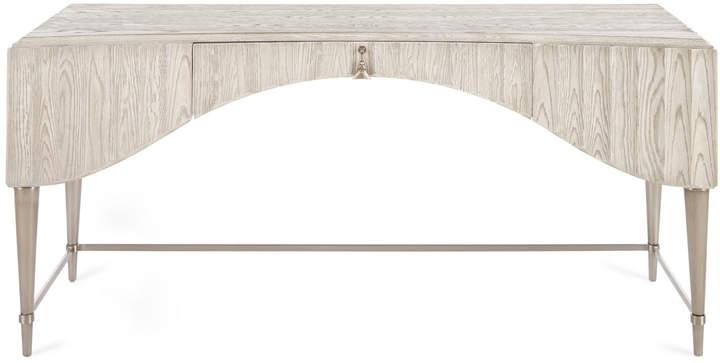 Bernhardt Damonica Oak Desk