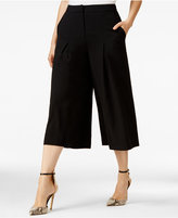 GUESS Charles Pleated Gaucho Pants