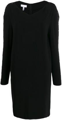 Escada Sport studded jumper dress