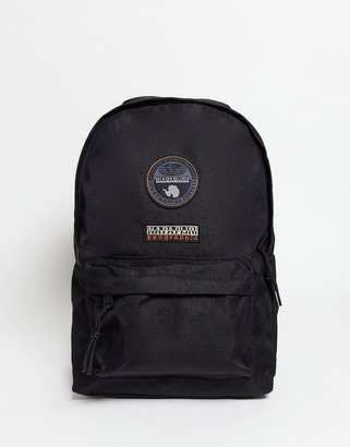 Napapijri Voyage mini backpack in black