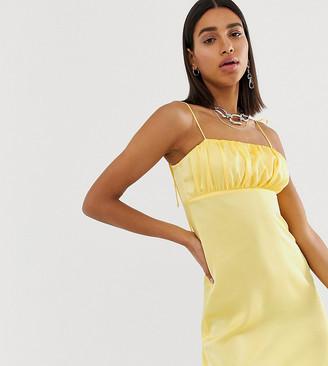 Reclaimed Vintage inspired cami mini dress