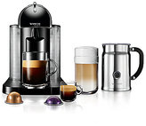 Nespresso Vertuoline CentrifusionTM Espresso Maker with Aerocino Milk Frother