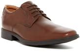 Clarks Tilden Plain Toe Derby - Wide Width Available