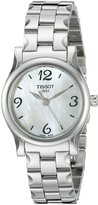 Tissot Women's T0282101111702 Stylis-T Stainless Steel Bracelet Watch