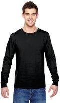 FOL Fruit of the Loom 4.7 oz., Sofspun Cotton Jersey Long-Sleeve Shirt XL