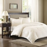 Nobrand No Brand Faux Fur Down Alternative Comforter Set Ivory