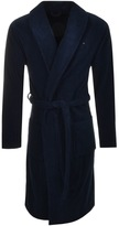 Tommy Hilfiger Icon Bath Robe Navy
