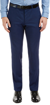 Hugo Boss Hugo By Hugo Boss C-huge1 Fil A Fil Slim Fit Suit Trousers, Medium Blue