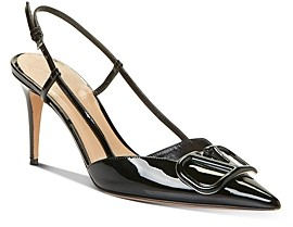 Valentino Women's Slingback High-Heel Pumps