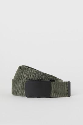 H&M Fabric Belt