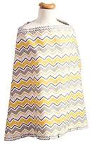 Trend Lab Buttercup Zigzag Nursing Cover by